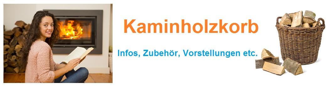 Kaminholzkorb